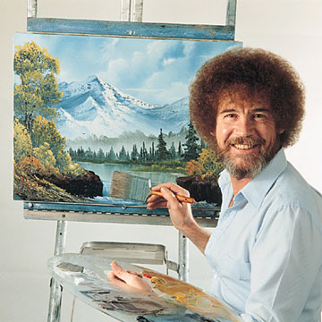 The Happy Painter