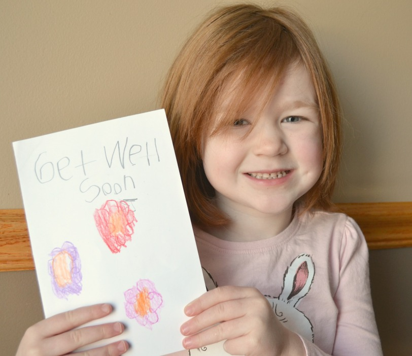 Norah Get Well Card